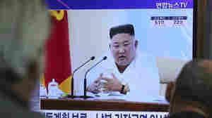 North Korea Reports 1st Suspected Case Of Coronavirus