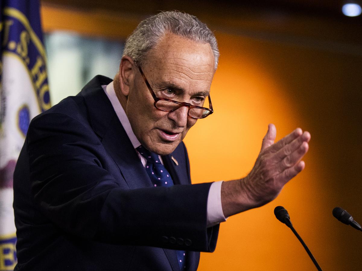 Democratas recusam proposta republicana de projeto de alívio para pandemia: NPR 5