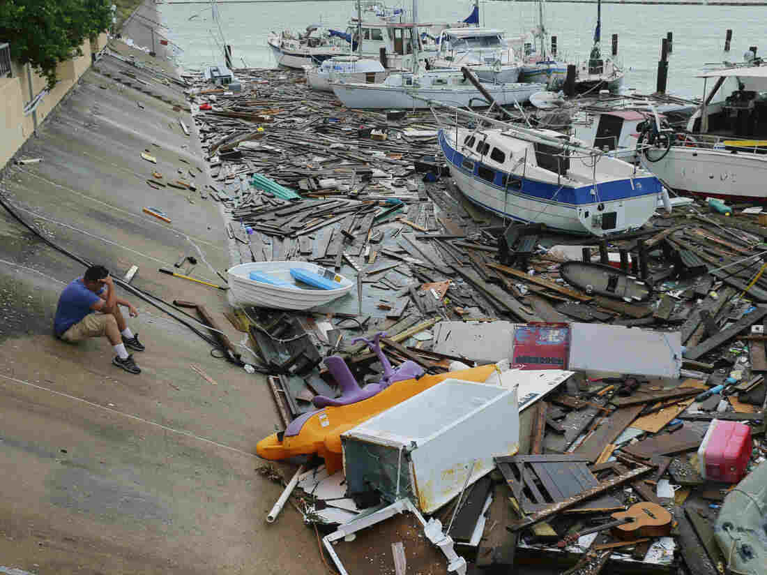Deaths And Missing People Reported From Tropical Depression Hanna In Mexico