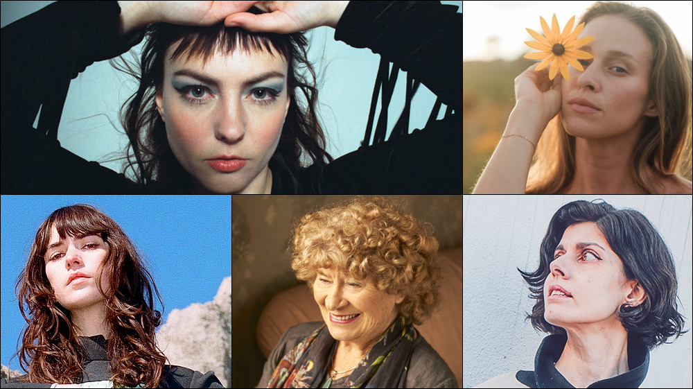New Mix: Angel Olsen, Shirley Collins, More
