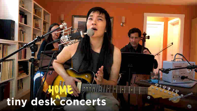 Thao Nguyen: Tiny Desk (Home) Concert