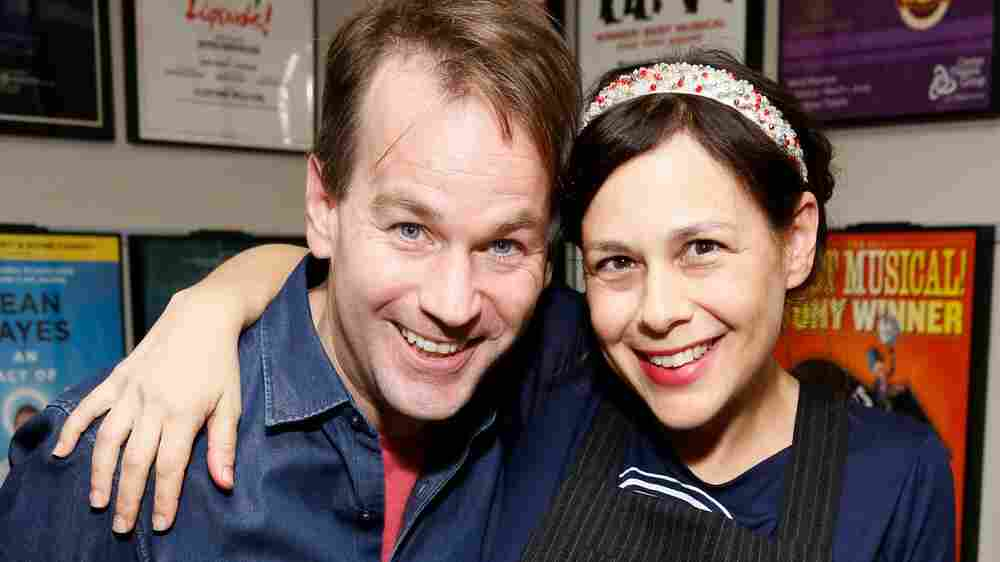 'Reluctant Dad' Mike Birbiglia And Poet Jen Stein Share 'Painful' Parenting Truths