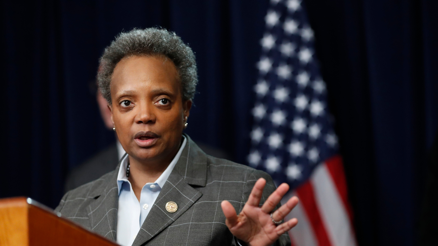 Conservative Media Organization Sues Chicago Mayor Lori Lightfoot for Only Granting Interviews to Reporters of Color