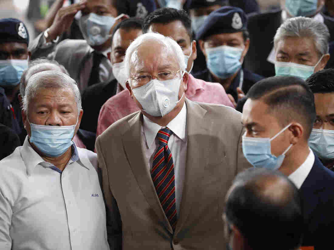Former Malaysian PM Found Guilty Of Looting Sovereign Fund