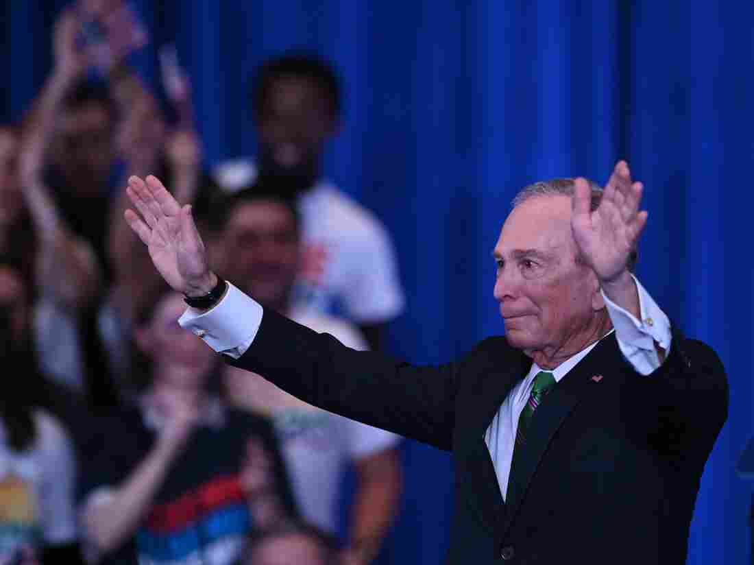 Bloomberg Vowed To Spend Whatever It Takes To Beat Trump. Dems Are Still Waiting