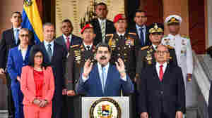 Venezuela's Maduro Holds Firmly To Power — And Squeezes The Opposition