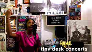 Lyric Jones: Tiny Desk (Home) Concert