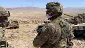 U.S. Army To Soldiers As Training Resumes: 'Get Your Masks On'