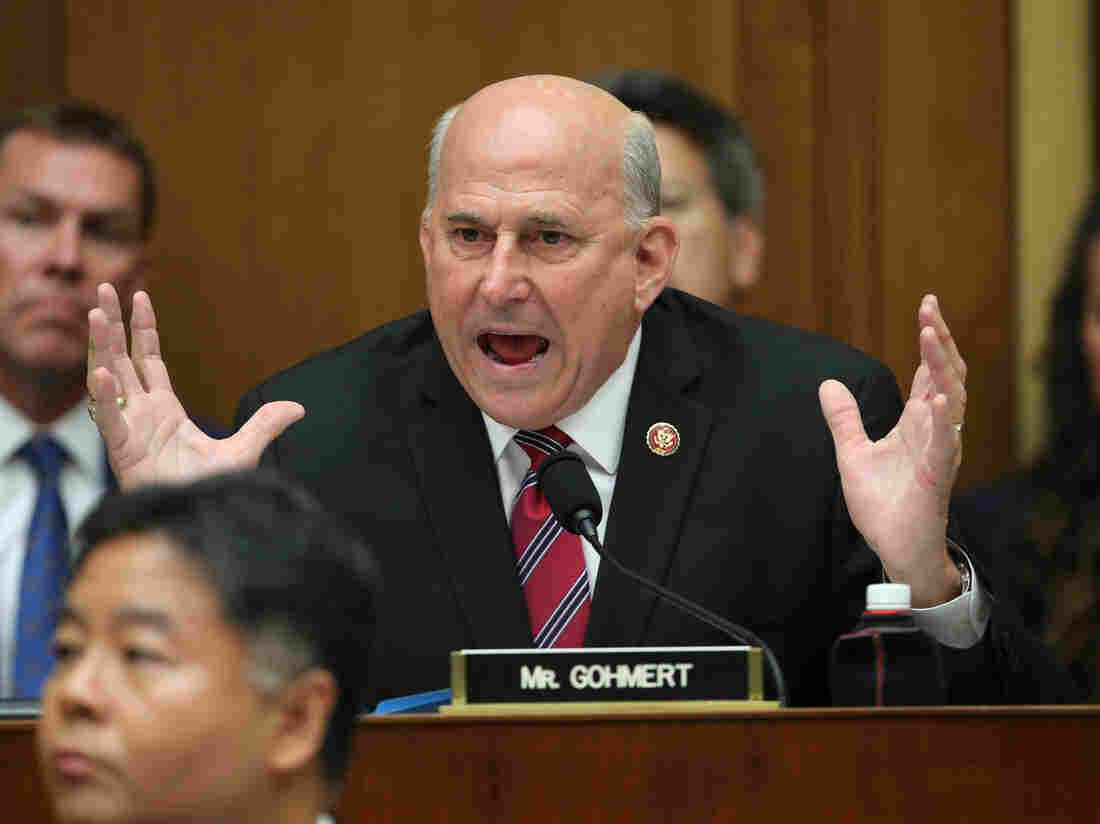 Anti-Mask GOP Rep. Louie Gohmert Tests Positive for COVID-19