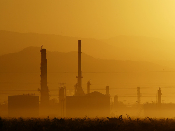 Air pollution is a persistent problem in California's Central Valley. A new study finds that the places that were most polluted nearly 40 years ago generally remain the most polluted today.