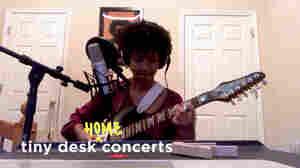 Melanie Faye: Tiny Desk (Home) Concert