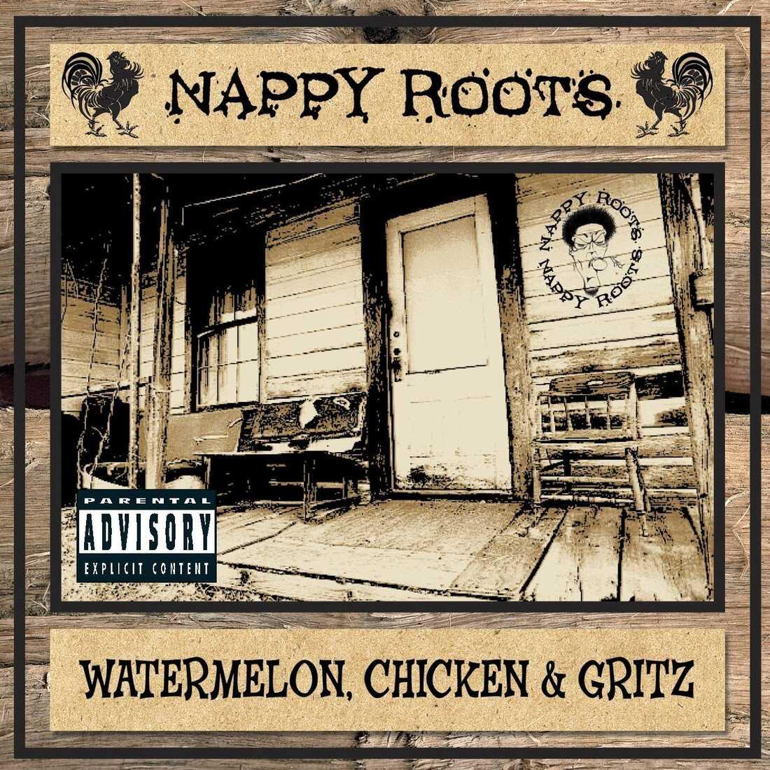 Watermelon, Chicken and Gritz