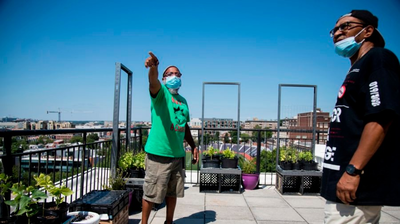 The City Has A Big Plan For Public Housing, But Residents Want Changes Now