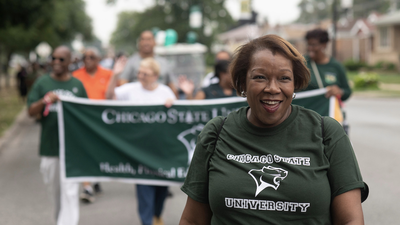 Chicago State Organizes Statewide Effort To Boost College Success For Black Students