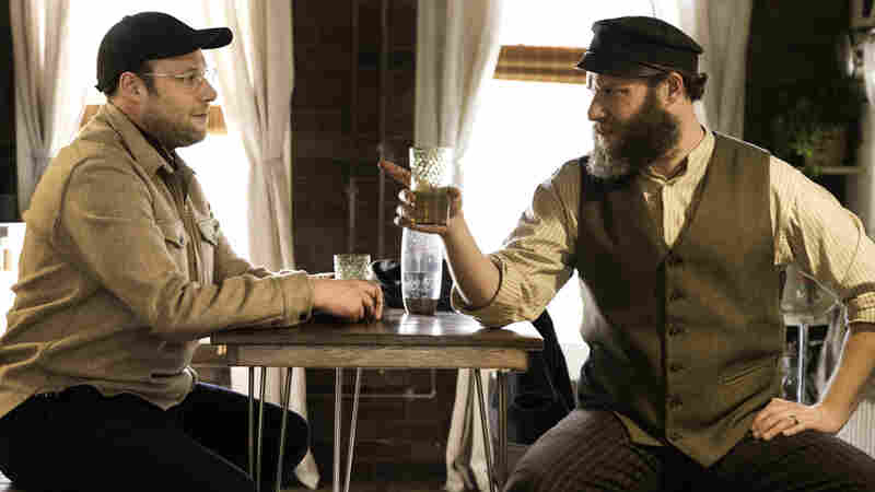 Seth Rogen Finds Himself (Twice) In 'An American Pickle'