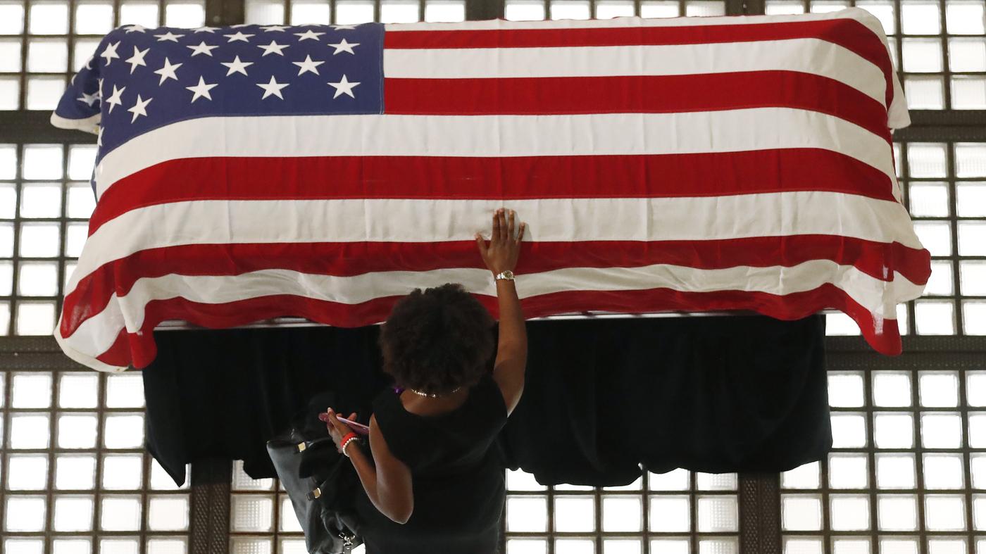 Livestream: Funeral For Civil Rights Legend John Lewis In Atlanta – NPR
