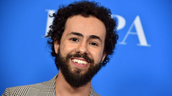 Ramy Youssef attends the Hollywood Foreign Press Association Annual Grants Banquet in Beverly Hills on July 31, 2019.