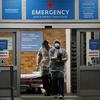 Sistema de dados hospitalares COVID-19 que contorna o CDC atormentado por atrasos e imprecisões