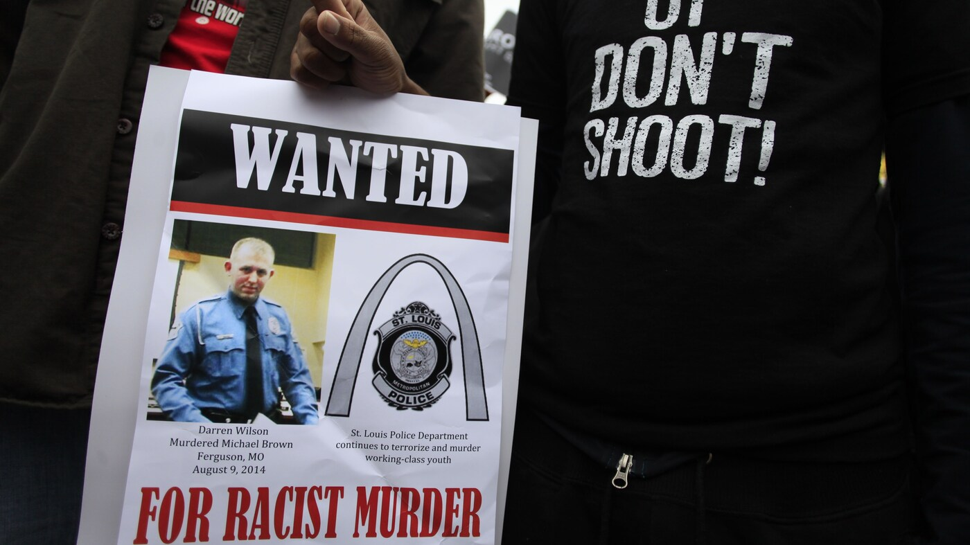 Latest Probe Ends In No Charges For Former Ferguson Officer Who Killed Michael Brown