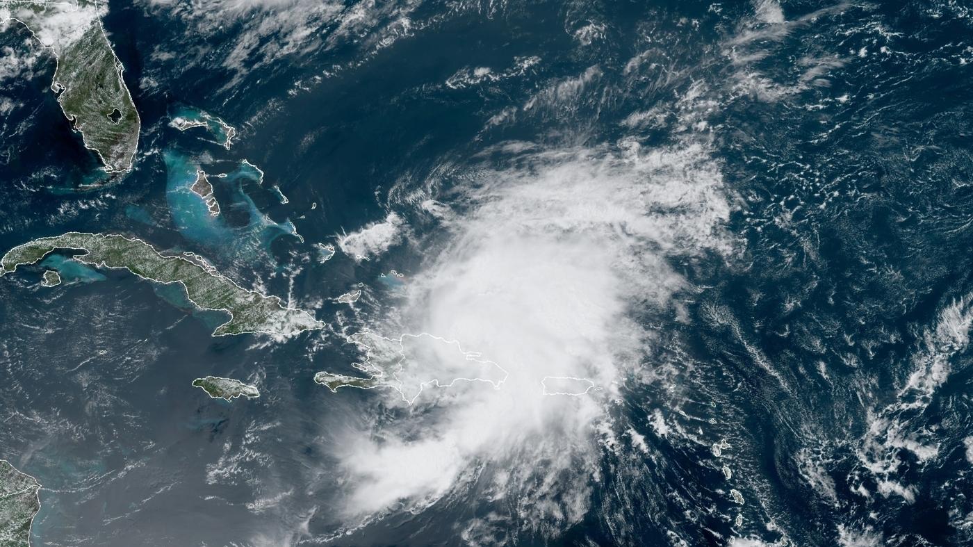 Hurricane Isaias Heads Toward Florida Npr