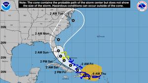 Florida Will Pause Coronavirus Testing Due To Impending Storm