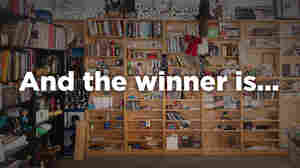 Announcing The Winner Of The 2020 Tiny Desk Contest