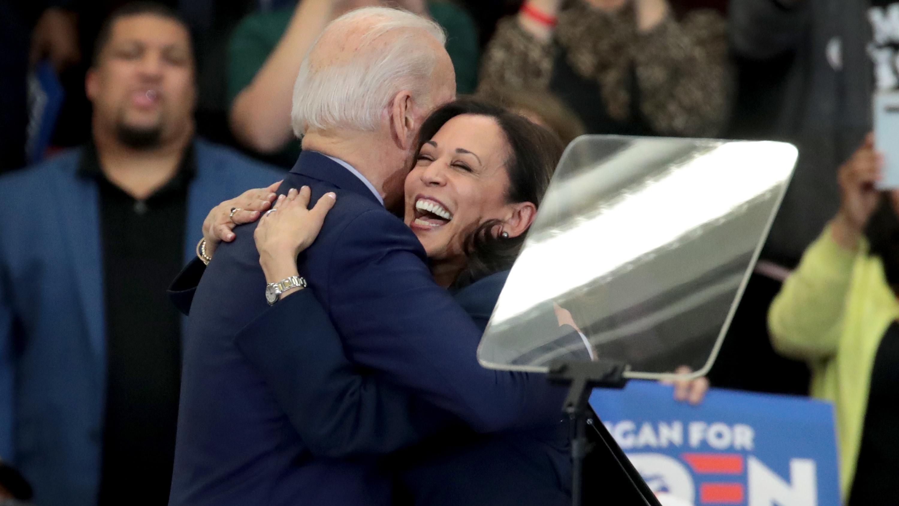 Who Is Kamala Harris Senator From California Is Biden S Vp Pick Npr Jill biden has been by joe biden's side since before his tenure as vice president, and even before his first run for president in 1987. https www npr org 2020 08 11 897427306 in historic pick joe biden taps kamala harris to be his running mate
