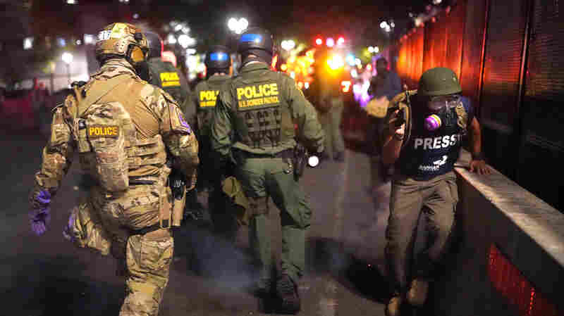 DHS Reassigns Official Following Intelligence Reports On Journalists, Protesters