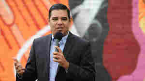 Long Beach Mayor Robert Garcia On Losing His Mother To COVID-19