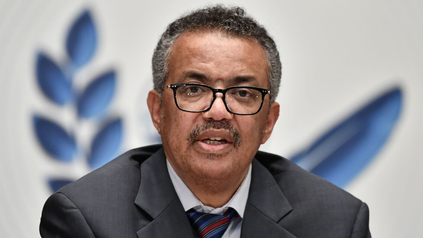 WHO Chief Warns 'There Might Never Be' A Silver Bullet For Coronavirus