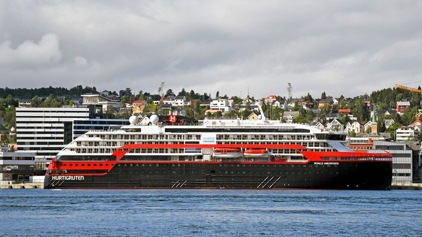 'We Have Made Mistakes': Norway Cruise Company Reports COVID-19 Outbreak – NPR