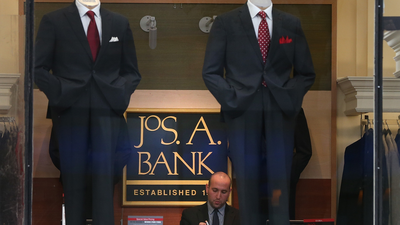 Men's Wearhouse Jos. A. Bank Parent Company Files For Bankruptcy : Coronavirus Live Updates – NPR