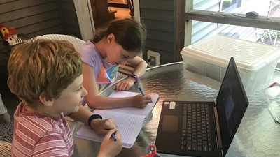 Home Schooling Interest Skyrockets As Parents Say No To School Reopening Plans