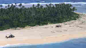 Stranded Mariners Rescued From Island In Micronesia, Thanks To 'SOS' Etched In Sand
