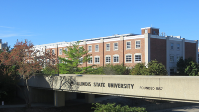 Illinois State University Moves Most Classes Online Because It Lacks Testing Kits