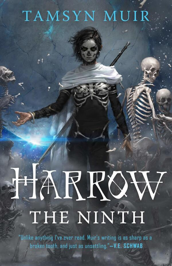Harrow the Ninth, by Tamsyn Muir