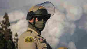 Judge, Shielding Cop Via 'Qualified Immunity,' Asks Whether It Belongs In 'Dustbin'