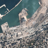 Satellite Images Show Aftermath Of Beirut Blast
