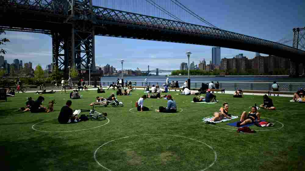 Parks In Nonwhite Areas Are Half The Size Of Ones In Majority-White Areas, Study Says