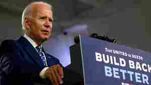 Biden Would End Border Wall Construction, But Wouldn't Tear Down Trump's Additions