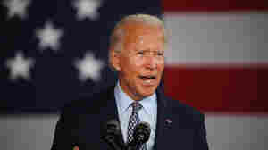 WATCH: Biden Says He Wouldn't Stand In The Way Of A Trump Prosecution
