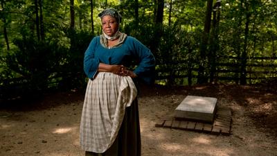 George Washington's Mount Vernon Highlights More Stories Of Enslaved People