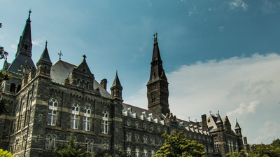 Georgetown Financial Aid Cuts A 'Slap In The Face' Amid Pandemic, Some Students Say