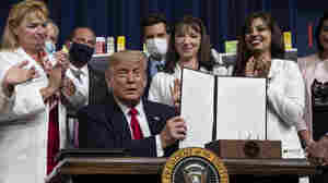 'All Bark And No Bite': Trump Holds Prescription Drug-Pricing Order In Search Of Deal