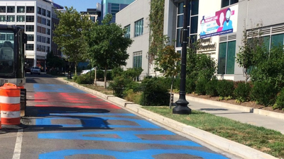 Bowser Had 'Black Lives Matter' Painted On A D.C. Street. Now Other Groups Want A Turn