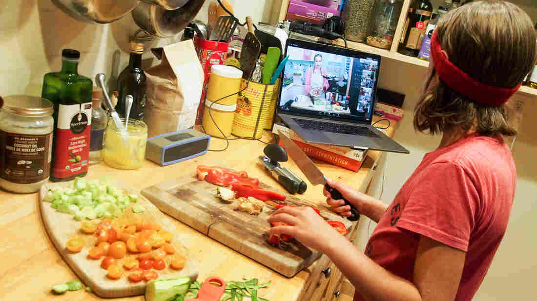 A Cooking Camp Chef's Recipe For Remote Education: Make It Ambitious
