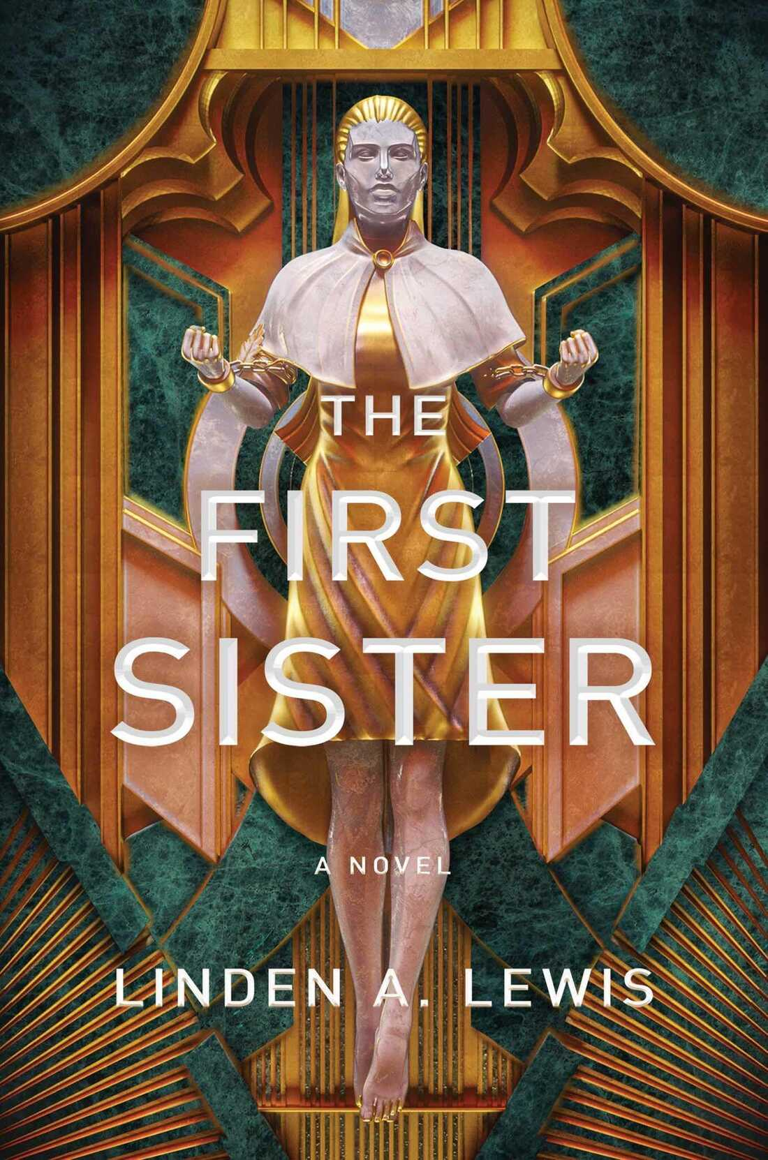 The First Sister, by Linden A. Lewis