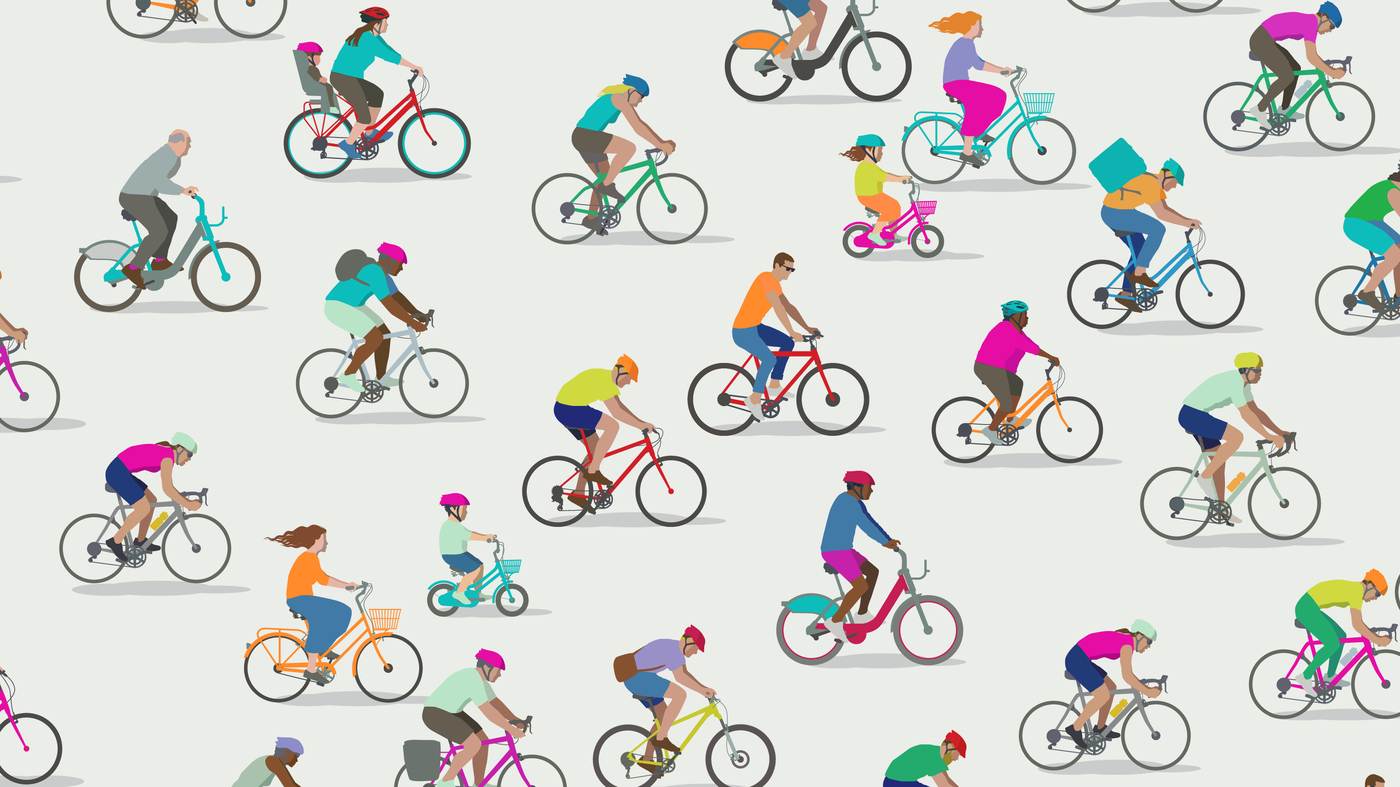 Biking Is For Everyone. Here's How To Start