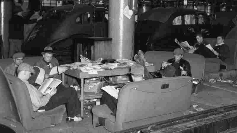 Jobs, Labor And The 1936 GM Strike