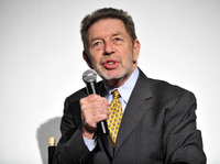 """Author Pete Hamill attends the Tribeca & ESPN Present the premiere Of """"Muhammad And Larry"""" at Clearview Chelsea Cinemas on October 19, 2009 in New York City."""